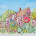 Sandra Pond Turkish Painting Holidays Bodrum