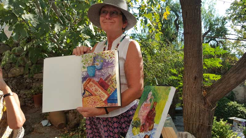 different holiday ideas | painting holidays fun holiday