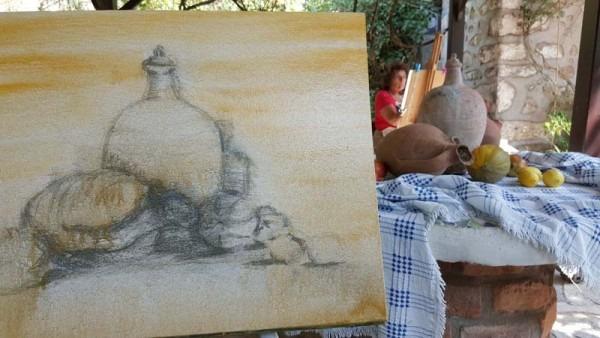 Tutors - Turkish Painting Holidays