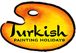 Turkish Painting Holidays Logo
